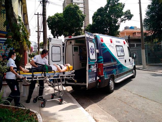 Ambulância São Cristóvão Saúde