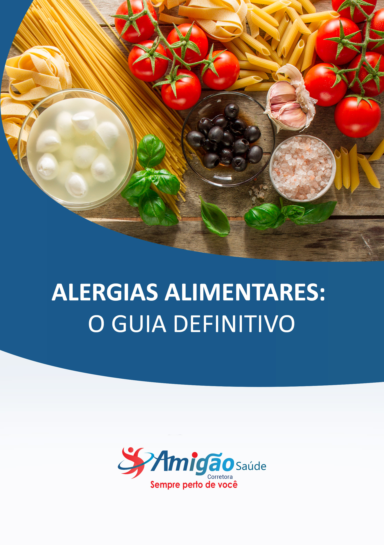 capa ebook Alergias alimentares 1