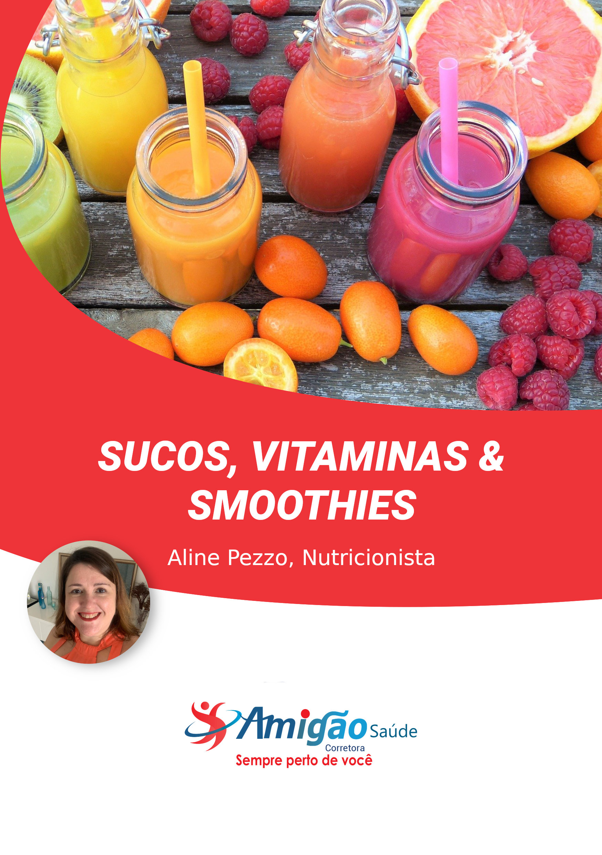 capa ebook - sucas vitaminas e smoothies