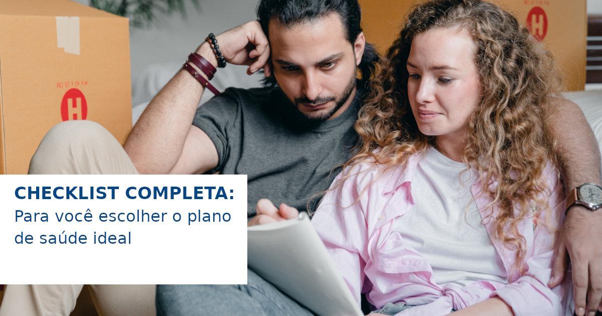 ebook - checklist completa para voce escolher o plano de saude ideal