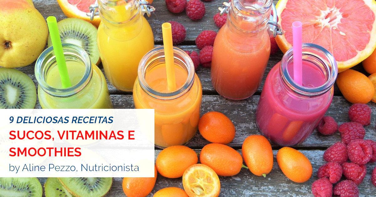 ebook - sucos, vitaminas e smoothies