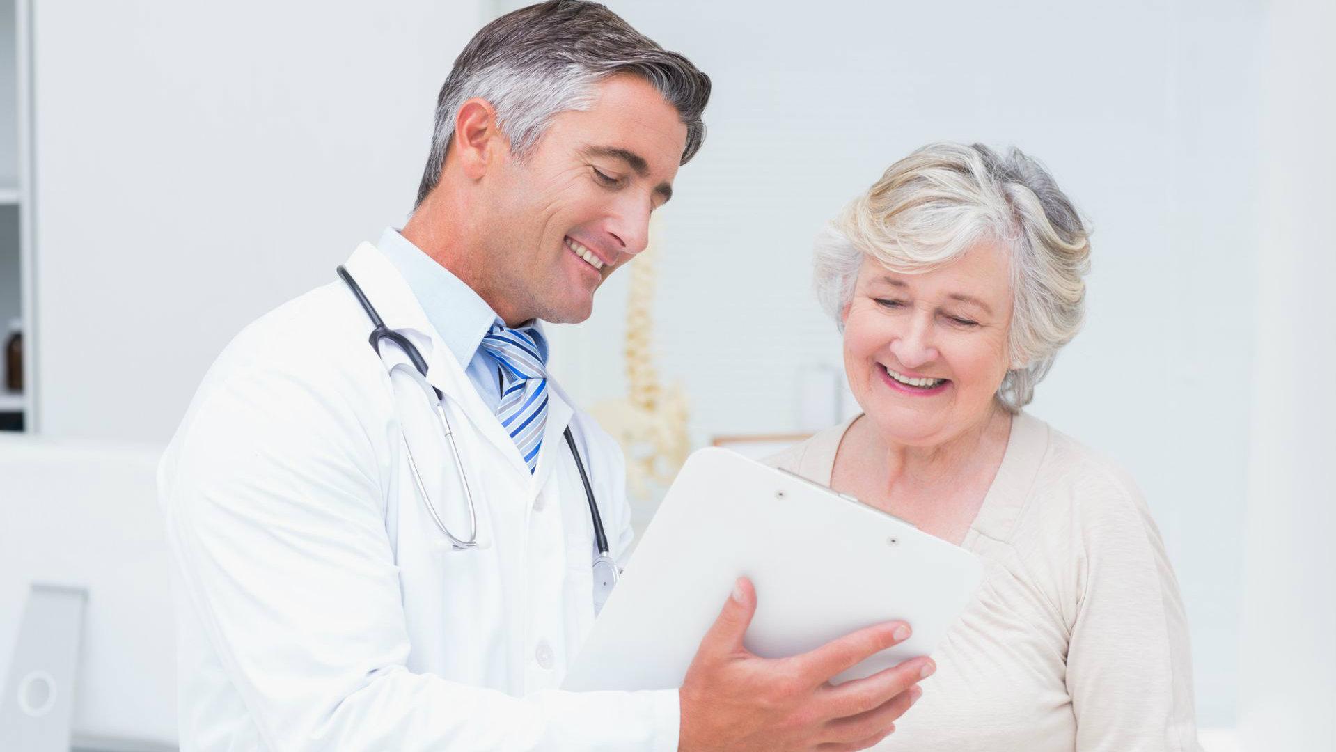 entenda a importancia do geriatra para a terceira idade