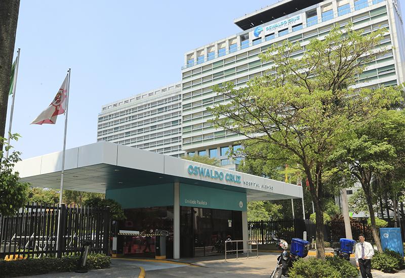 Hospital Oswaldo Cruz em São Paulo