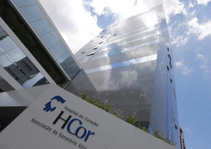 Fahacado do HCor - Hospital do Coração