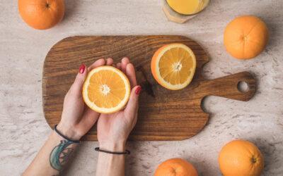 Os 7 alimentos mais ricos em vitamina c