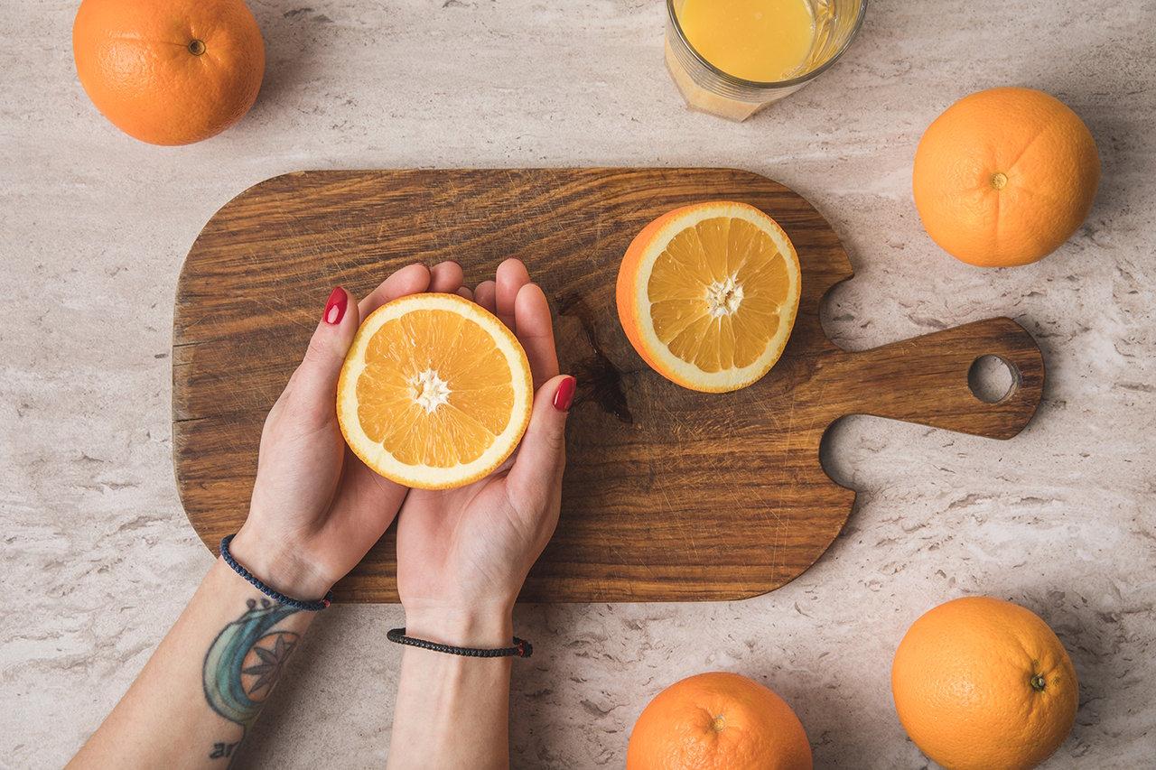 os alimentos mais ricos em vitamina c