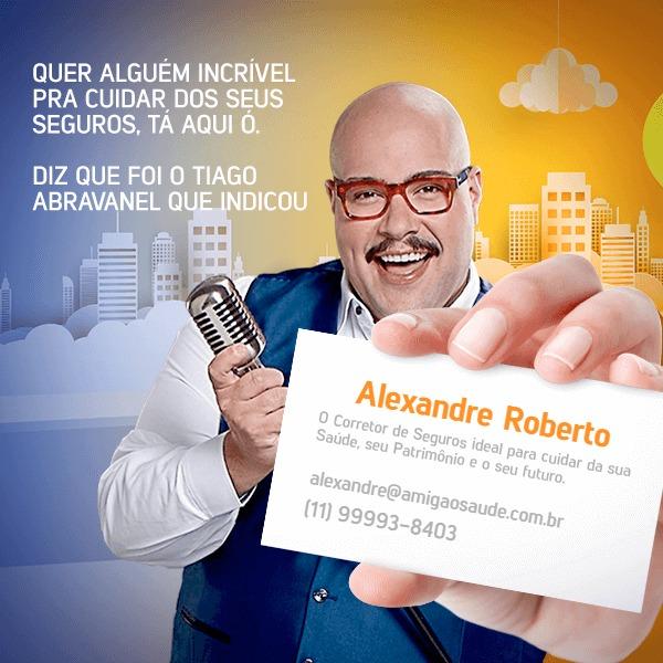 sulamerica - amigao saude - alexandre